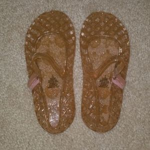 girls old navy jellies *worn once*